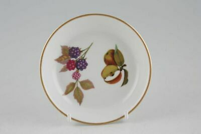 Royal Worcester - Evesham - Gold Edge - Coaster - 221124Y