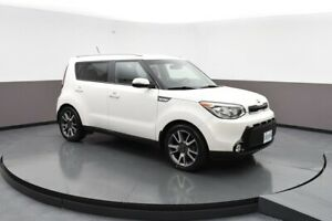 2015 Kia Soul SX LOW KILOMETERS !! BACK-UP CAM, HEATED SEATS/STE