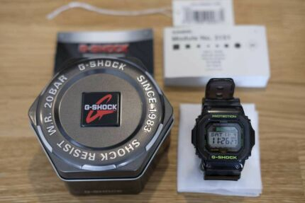 G-Shock G-Lide GLX-5600C-1DR Digital Tough Watch -- EXCELLENT!!