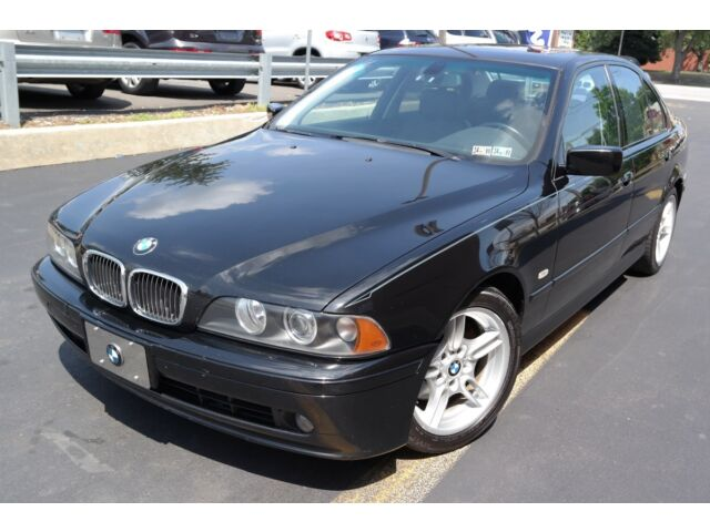 BMW : 5-Series 540i 4dr Sdn 2001 BMW 540i M Sport 6-Speed Serviced !!!