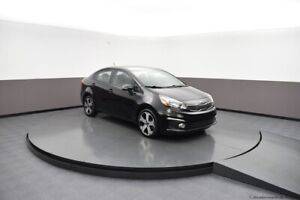 2016 Kia Rio SX GDI SEDAN. HEATED SEATS AND STEERING WHEEL, POW