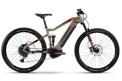 Haibike Elektro Fahrrad SDURO Yamaha PW-ST i500Wh FullNine 4.0 12-Gang Gr S 2020