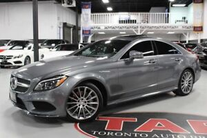 2016 Mercedes-Benz CLS-Class 400 AMG 4-MATIC | LOW KMS | FULL WA