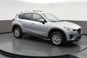 2016 Mazda CX-5 GS AWD SUV w/ LUXURY PACKAGE, HEATED LEATHER, BL