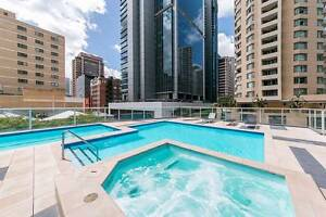 Fully furnished One Bedroom in the Heart of Brisbane CBD! Brisbane City Brisbane North West Preview
