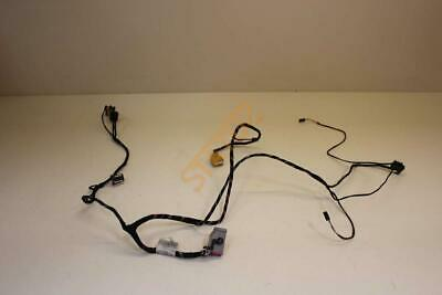 Porsche Cayenne 955 Front Drivers Door Card Wiring Loom Harness