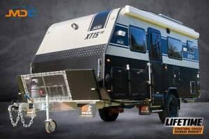 MDC XT15HR Hybrid Offroad Caravan - From $219/week* Heatherbrae Port Stephens Area Preview