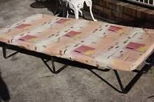 BED FOLD AWAY SINGLE LIGHTWEIGHT CAMPING/HOME BHP STEEL Grafton Clarence Valley Preview