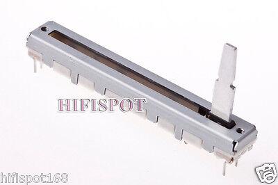 Alps 45mm Slide Fader 10k Dual Linear Pot
