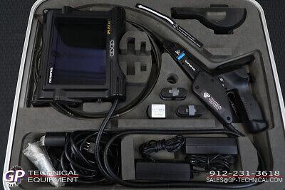 Olympus Iplex Rx 6mm3.5m Videoscope - Borescope Baker Ge Hawkeye Videoprobe Ndt