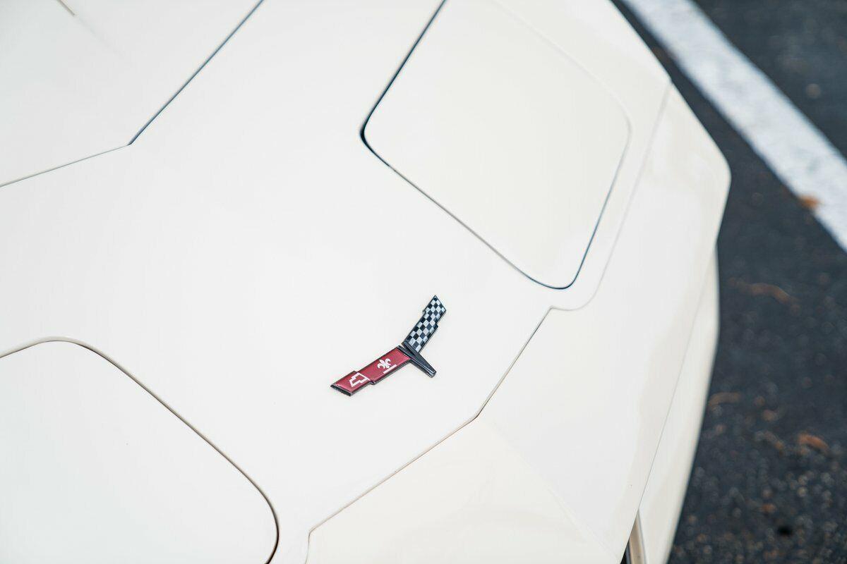 1981 Beige Chevrolet Corvette   | C3 Corvette Photo 5