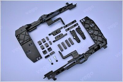 ORIGINAL VEGO SCHIEBEDACH HUBWINKEL SET MERCEDES S-KLASSE W126 / G-KLASSE W463