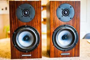 Spendor SA1 speakers