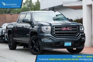 2018 GMC Sierra 1500 SLE Backup Camera, Bumper Step, Power/He...