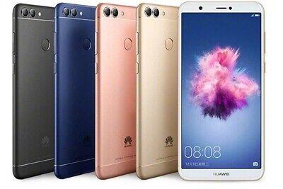 "Huawei P Smart  FIG-LX1  5.65""-32GB-13MP- Fingerprint Sensor Unlocked Smartphone"