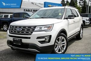 2016 Ford Explorer XLT Navigation, Sunroof, and Heated Seats