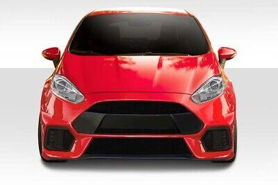 14-19 Ford Fiesta RS Duraflex Front Body Kit Bumper!!! (Duraflex Body Kits)