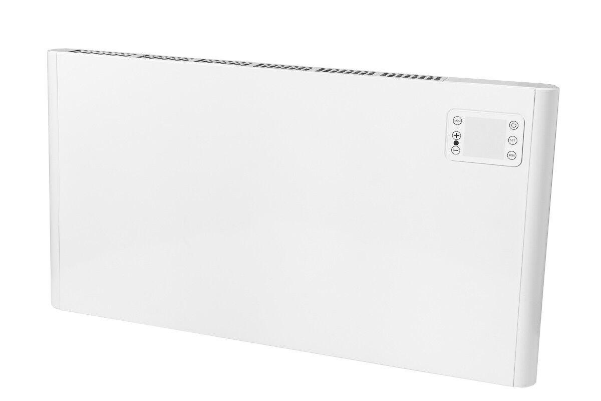 EUROM Alutherm Wandheizung 2000 Watt mit WiFi Steuerung und IR-Fernbedienung