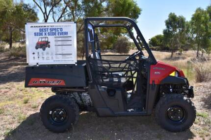 NEW POLARIS RANGER 570 HD WITH $1000 FREE ACCESSORIES