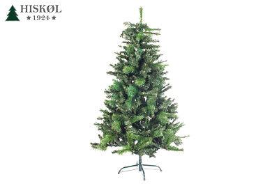 Arbol de navidad, verde, sintético, artificial 150cm, abeto, pino, realista.