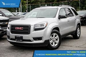 2016 GMC Acadia SLE1 Satellite Radio and Backup Camera