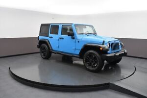 2018 Jeep Wrangler FEAST YOUR EYES ON THIS BEAUTY!! JK UNIMITED