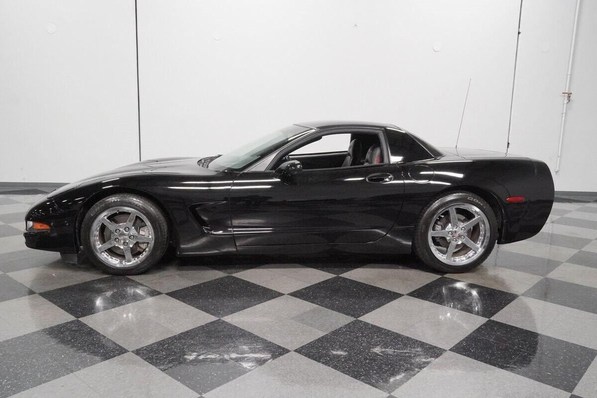 2000 Black Chevrolet Corvette   | C5 Corvette Photo 8