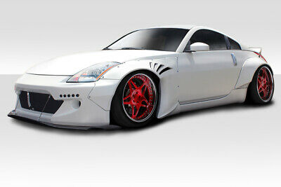 03-08 Fits Nissan 350Z RBS Duraflex 9 Pcs Full Body Kit!!! 113658