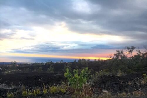 Ocean View Estates- Residential land ,Big Island of Hawaii