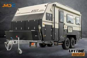 MDC XT17HRT HYBRID OFFROAD CARAVAN - From $316/week* Campbellfield Hume Area Preview