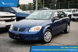 2005 Pontiac Pursuit AM/FM Radio and Air Conditioning