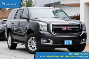 2018 GMC Yukon SLE Power Driver's Seat, Heated Seats, 9 Seats