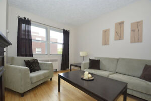 3 BED WITH BALCONY & HARDWOOD - AVAILABLE NOV 1