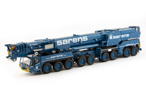 Demag AC700-9 Mobile Crane - Sarens - IMC 1:50 Scale Model #20-3075 New!