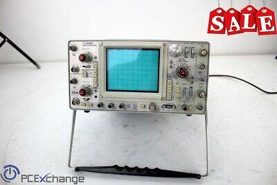 Tektronix 465 Oscilloscope Two Channel