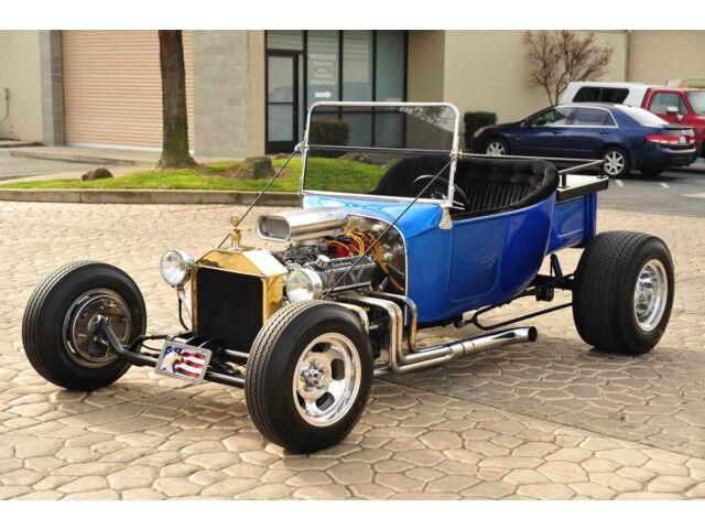 "Ford : Model T Bucket Custom 1923 Ford T-Bucket 327/350 Chevy 9"" Rear"