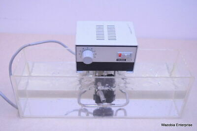 Haake Model E12 Heated Water Bath Circulator Immersion Recirculating