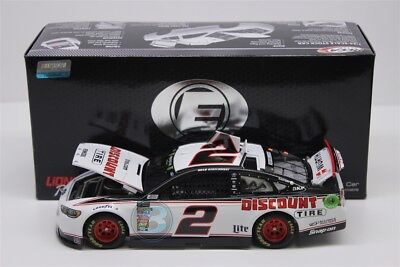 BRAD KESELOWSKI #2 2018 DISCOUNT TIRE ELITE 1/24 SCALE NEW IN STOCK FREE SHIP
