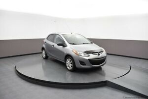 2014 Mazda 2 5DR AUTO HATCH W/ ALLOYS, A/C, & ONLY 39K!