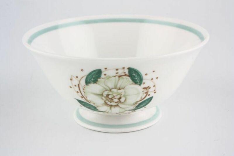 Susie Cooper - Gardenia - Bone China - Sugar Bowl - Open (Tea) - 92229G