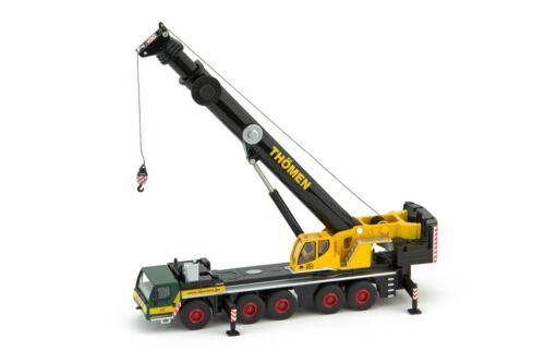 IMC 33-0044 Liebherr LTM1250-5.1 Mobile Crane - Thomen 1/87 HO Die-cast MIB