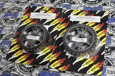 Golden Eagle Titanium Adjustable Cam Gears B16 B16a B18c B18c1 Gsr Civic Si H23