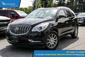 2016 Buick Enclave Leather Satellite Radio and Backup Camera