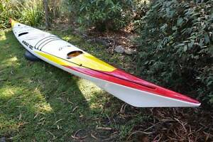 Mirage 580 Sea Kayak, Kevlar, Excellent Condition [AD UPDATED] Turramurra Ku-ring-gai Area Preview
