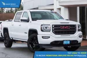2018 GMC Sierra 1500 SLE Backup Camera, Bumper Step, Heated S...