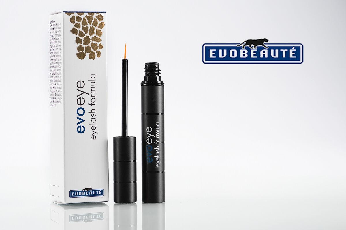 EvoBeauté EvoEye Eyelash Formula - Siero allungante per ciglia extralunghe