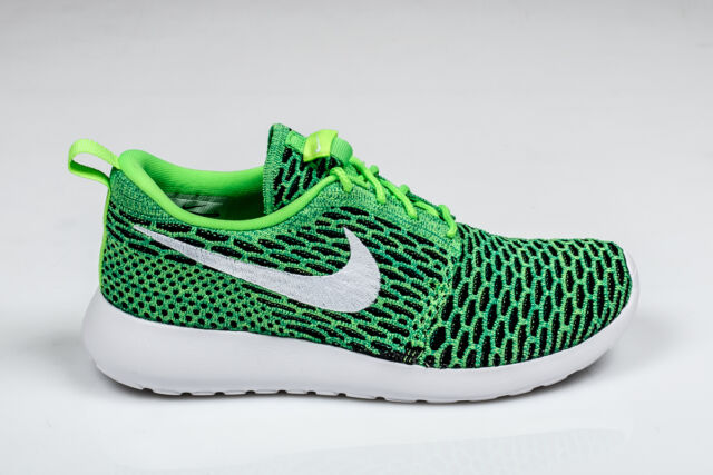 cheaper 8ee2f f94d5 Womens NIKE ROSHE ONE FLYKNIT sz 8 Athletic Shoes Summer Run 704927 305 ...