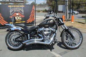 2020 Harley-Davidson FXBRS Breakout (114) 1868cc Nerang Gold Coast West Preview