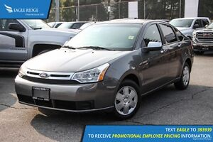 2010 Ford Focus SE AM/FM Radio and Air Conditioning