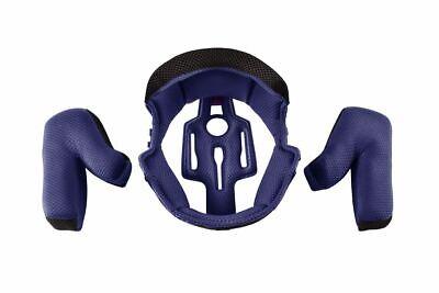 Leatt GPX 5.5/6.5 2016 Replacement Helmet Inner Liner Kit Black XXL